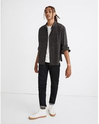 MW Skinny Authentic Flex Selvedge Jeans In Resin Rinse - Multicolour
