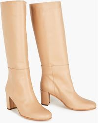 MW Intentionally Blank Pam Clay Boot - Natural