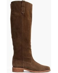 Madewell - The Allie Knee-high Boot - Lyst