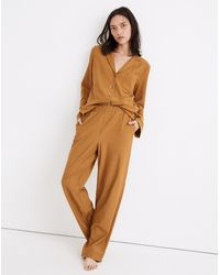 MW Knit Bedtime Pyjama Trousers In Clipdot - Multicolour