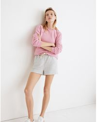 MW - L Superbrushed Easygoing Sweatshorts - Lyst