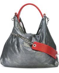Laura B - Red Rocky Handbag - Lyst