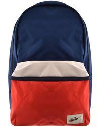 Nike Heritage Backpack - Blue