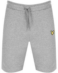 Lyle & Scott Sweat Shorts - Grey