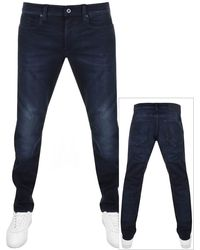 G-Star RAW - Raw 3301 Tapered Jeans - Lyst
