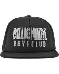 c03483d2892 BBCICECREAM - Billionaire Boys Club Logo Cap Black - Lyst
