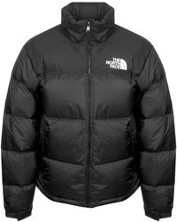 The North Face - 1996 Nuptse Down Jacket Black - Lyst