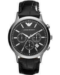 Armani Emporio Ar2447 Watch Black