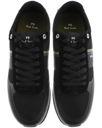 Paul Smith Ps By Huey Trainers - Black