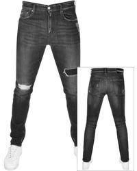 Calvin Klein - Jeans Slim Taper Jeans Grey - Lyst