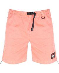 BBCICECREAM Cotton Shorts - Orange