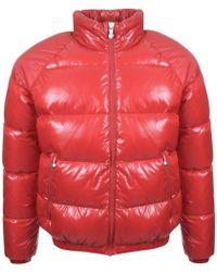 Pyrenex Mythic Shiny Jacket - Red