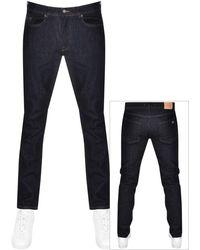 Lacoste Slim Fit Jeans - Blue