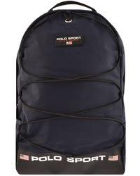 Ralph Lauren Polo Sport Backpack - Blue