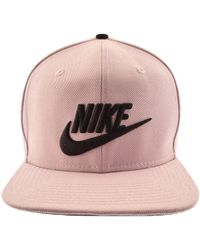 5fa8ea07c Futura Snapback Cap Pink - Purple