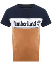 6cd3bd232d1 Men's Timberland T-shirts Online Sale - Lyst