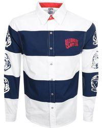 BBCICECREAM Striped Shirt - White