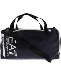 EA7 Emporio Armani Gym Bag - Blue