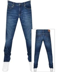 Calvin Klein Jeans Slim Jeans - Blue