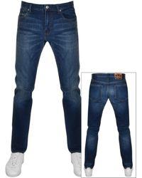 Superdry Slim Fit Jeans - Blue