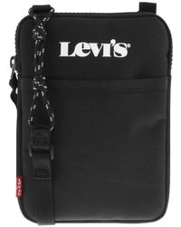 Levi's Crossbody Recycled Bag - Black