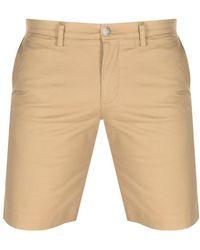 Lacoste Chino Shorts - Natural