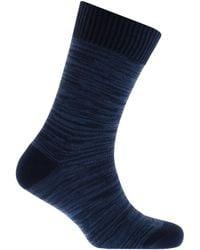 Nudie Jeans - Jeans Rasmusson Multi Yarn Socks - Lyst