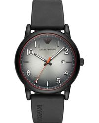 Armani Emporio Ar11176 Watch Black