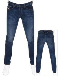 c9f455ee Men's Diesel Belther - Men's Diesel Belther Jeans - Lyst