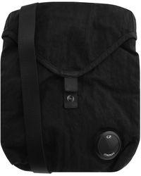 C.P. Company Cp Company goggle Shoulder Bag - Black