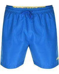 Calvin Klein Swim Shorts - Blue