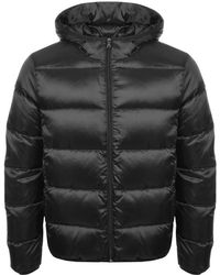 Paul & Shark - Paul And Shark Full Zip Quilted Hooded Jacket - Lyst