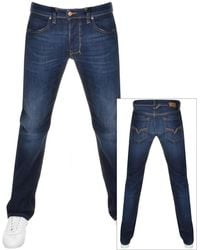 DIESEL Tepphar 083at Jeans Blue