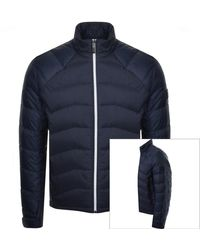BOSS Athleisure J Sarito Padded Jacket Navy - Blue