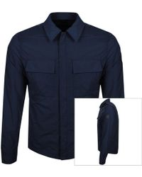 Belstaff Ollerton Jacket Navy - Blue