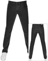 6747ba23 Couture Slim Fit Jeans Black