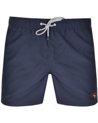 Ted Baker Riply Swim Shorts - Blue