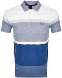 BOSS Athleisure - Paddy 4 Polo T Shirt - Lyst