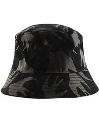 McQ Bucket Hat - Brown