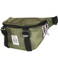 adidas - Originals Artic Waist Bag Green - Lyst