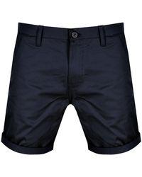 G-Star RAW Raw Bronson Straight Shorts - Blue