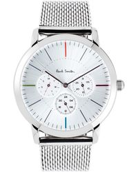 Paul Smith Ma Watch - Metallic