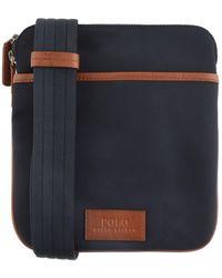Ralph Lauren Crossbody Bag - Blue