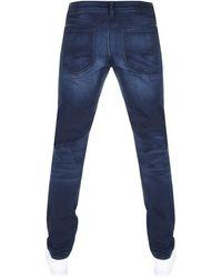 DIESEL Buster 084hj Jeans Blue