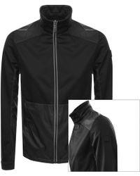 BOSS Athleisure J Cabeza Lightweight Jacket Black