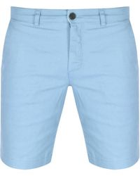 Lyle & Scott Lyle Chino Shorts - Blue