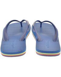 Paul Smith Ps By Dale Flip Flops - Blue