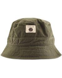 Pretty Green Layford Bucket Hat Green