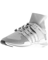 adidas Originals Eqt Support Sneakers - Gray