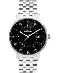 Paul Smith Gauge Watch - Metallic